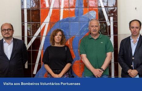 Bombeiros Voluntários portuenses