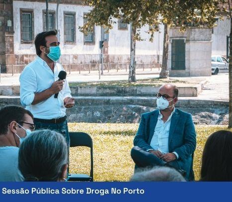 VladImiro Feliz| Sessão Pública Sobre Droga no Porto